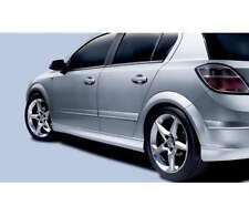 Vauxhall Astra H VXR Side Skirts - LHS - Sports Hatch / Twintop V0093199018