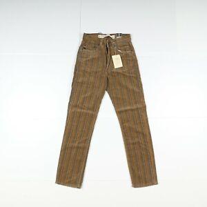 Jeans Diesel Fellow Velvet De Luxe Jeans (NV166) W27 L Nuovo Deadstock Unisex