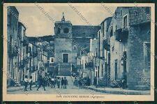 Agrigento San Giovanni Gemini cartolina QQ0089