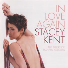 STACEY KENT - IN LOVE AGAIN - THE MUSIC OF RICHARD RODGERS - CD
