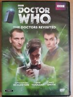 Doctor Who: The Doctors Revisited [9-11] (DVD, 3 discs, Region 1, VG pre-owned)