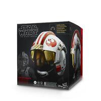 NEW Star Wars The Black Series Luke Skywalker Battle Simulation Helmet