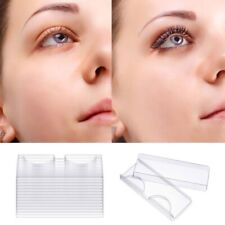 Packaging Box Clear Lash Trays Mink Lashes Holder Plastic  Lashes Holder