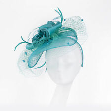 Sinamay Cocktail Fascinators for Women