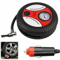 Compresseur dair Portable 12V Électrique Pompe de gonfleur de pneu Portative