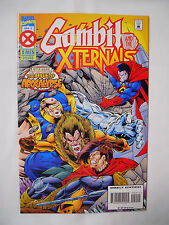 VINTAGE! Marvel Comics Gambit and the X-Ternals #2 (1995)-Age of Apocalypse