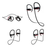 Wireless Sports Bluetooth V4.1 Headphones Sweatproof Running Exercise Stereo