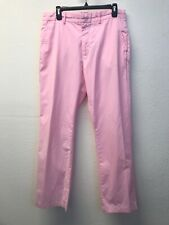 524eeee5 Modern Amusement Men's Pink Pant 34x31 Pockets Zip/Hook Closure Waist  Writings