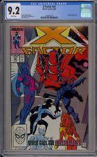 X-FACTOR #43 - CGC 9.2 - CELESTIALS APPEARANCE - 1299056015
