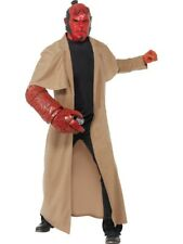 Hellboy Costume 4-teilig Original Hellboykostüm Diable Comic
