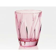 Noritake Crystal Breeze Pink Double Old Fashioned Glass 814 121   Submit