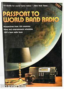 Passport To World Band Radio 1991 - Shortwave Info - Reviews - Advertisements