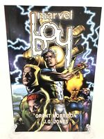 Marvel Boy by Grant Morrison Collects #1-6 Marvel Comics TPB Trade Paperback New