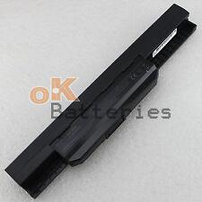 Laptop Battery For ASUS A42-K53 K53E K53JC K53JT K53SJ X43 X43JF X43SV 2600MAH
