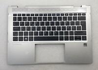 HP EliteBook x360 830 G6 Notebook L56442-081 Palmrest Keyboard Denmark NEW