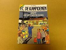 STRIP / F.C. DE KAMPIOENEN 87: DDT OP HET WITTE DOEK | 1ste druk