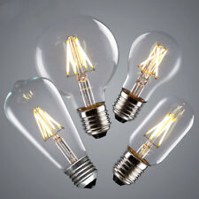 Vintage Edison Bulb E27 E14 2W 4W 6W 8W Filament Light Retro 220V Lamp Sales