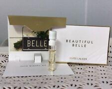 Estee Lauder Beautiful Belle Eau de parfum Vial samples perfume 0.05oz