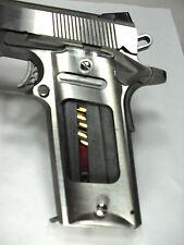 Clear Coonan 357 1911 Grips