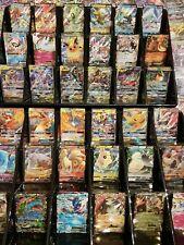 150 Pokemon Cards Bundle Bulk Lot - 1 Ultra Rare GX, EX or V & 20 Holos / Rares