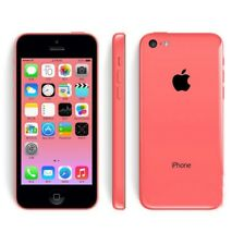 Pink APPLE IPHONE 5C A1456 16GB Unlocked Smartphone 4G LTE Cell Phone SIMFREE EU