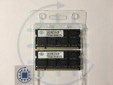 4GB (2x 2GB ) Arbeitsspeicher DDR2 6400S 800MHz Markenspeicher Laptop RAM