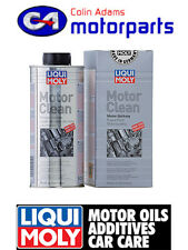 Liqui-Moly MOTOR CLEAN 500ML - Highly Effective Engine Flush - 1019