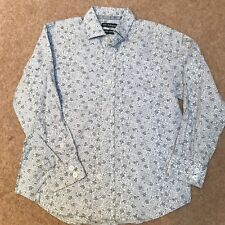 M&S AUTOGRAPH BOYS COTTON SHIRT 7 YRS - SUPERB CONDITION, HARDLY WORN