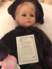 Gotz 1997 25� Doll Gabrielle