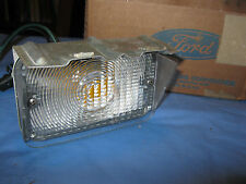 Nos 1972 Ford LTD,Custom,Galaxie left drivers parking lamp assembly