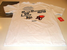 2011 99th Grey Cup Finals BC Lions Winnipeg Blue Bombers Match Up XL T Shirt