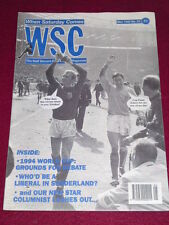 WSC - When Saturday Comes - May 1992 #63 - WORLD CUP