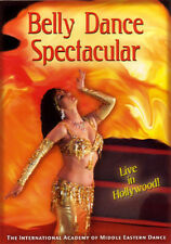 Belly Dance Spectacular Show DVD - Belly Dancing Performances Video