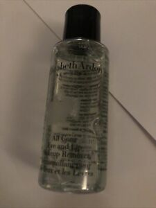 Elizabeth Arden New York All Gone 50ml Eye And Lip Make Up Remover Brand New
