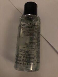 Elizabeth Arden New York All Gone 50ml Eye And Lip Make Up Remover Brand New