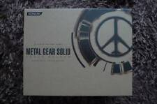 New Metal Gear Solid Peace Walker Konami Style 1974 limited Japan Sony PSP RARE