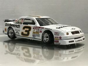 VERY UNIQUE * DALE EARNHARDT SR * REVERSE PAINT 1991 GM GOODWRENCH CHEVY LUMINA