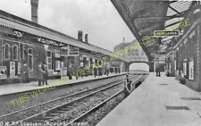 Acocks Green Railway Station Photo. Olton - Tyseley. Solihull to Birmingham (11)
