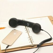 Classic Retro Telephone Receivers Classic Earpiece Microphone For Mobile Phone