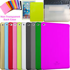 New Ultra Slim TPU Silicone Gel Back Case Cover For Apple iPad 2 3 4 5 6 Air 1 2