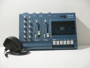 TASCAM Porta 02 Ministudio 4-Track Cassette Recorder