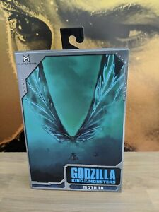 "Godzilla King of the Monsters Mothra Poster Version 7"" Scale Action Figure NECA."