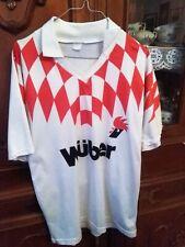 Maglietta Calcio Bari anni 80/90 non originale sponsor wuber