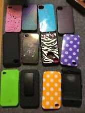 i phone 4s Lot Of 12 Phone Cases Otterbox, Speck, Mophie,