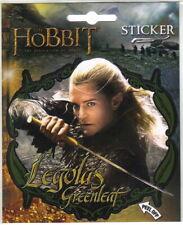 The Hobbit: The Desolation of Smaug Legolas Image Peel Off Sticker Decal New