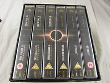 **LOOK** Superb STAR TREK Complete VHS Video Film Collection Box Set FREE P+P