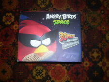 NEW Angry Birds Space 30 Watt Stereo Speaker  FACTORY SEALED