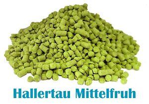 Hallertau Mittelfruh (2020 Crop) German Hops - T90 Hop Pellet - Sameday P&P