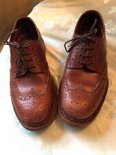 Prada Men's Shoes Brogue Style