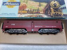 athearn HO scale dummy Pacific Northern /kaydee coupler